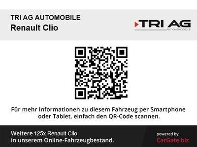 gebraucht Renault Clio EXPERIENCE TCe 100 LED Klima Temp LED-hinten Multif.Lenkrad NR RDC AUX USB MP3