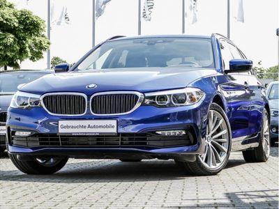gebraucht BMW 530 d xDrive Touring Sport Line Head-Up WLAN Shz