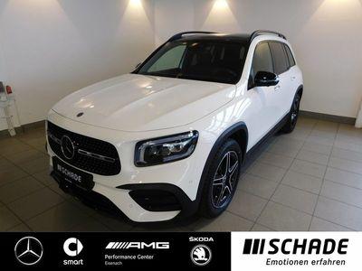 gebraucht Mercedes GLB250 4M AMG Line Panorama*Distronic*Soundsyst