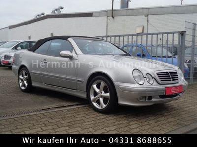 käytetty Mercedes CLK200 Kompressor *Klima*TÜV NEU*