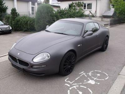 gebraucht Maserati Coupé Cambiocorsa F1 1. Hand
