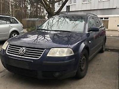 usado VW Passat 3bg 1.9Tdi Leder Klima ZV 131PS Grü...