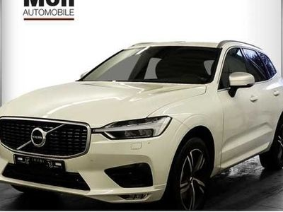 gebraucht Volvo XC60 T5 Geartronic R-Design,Navi,LED