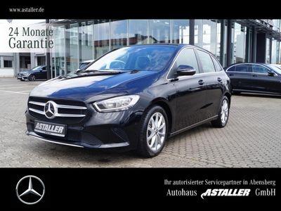 gebraucht Mercedes B180 Progressive+NaviPrem+AHK+SHZ+MBUX+Business