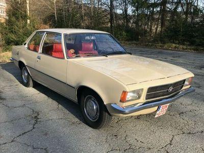gebraucht Opel Rekord D