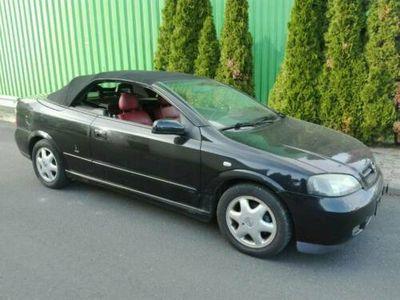 begagnad Opel Astra Cabriolet G Bertone 1,6 -16V