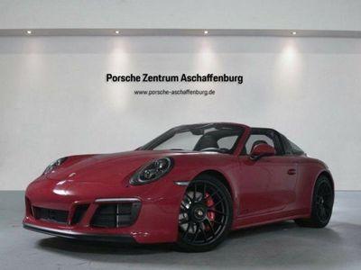 second-hand Porsche 911 Targa 4 991GTS LEDschwarz Abstand Kamera Bose