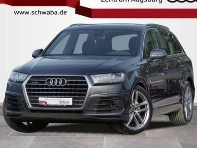 gebraucht Audi Q7 3.0 TDI 3x S line ACC BOSE AHK PANO LED KAM