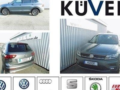 gebraucht VW Tiguan Allspace 2,0 TDI Comfortline Navi ACC AHK