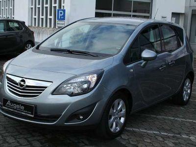 gebraucht Opel Meriva B 1.4, PDC, Klimaautomatik 2 Zonen, SHZ, LHZ, CD
