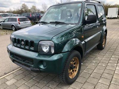 used Suzuki Jimny 1.3 4WD Comfort 4x4 2.Hand 164TKM TÜV2020