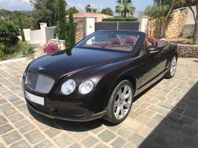 gebraucht Bentley Continental GTC Modelljahr 2009