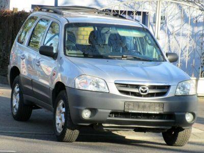 gebraucht Mazda Tribute