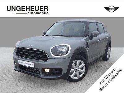 gebraucht Mini One Countryman Pepper Komfortzg. BT Klimaaut.