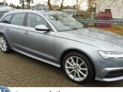 gebraucht Audi A6 Avant 3.0 TDI S-TRONIC +NAVI/360/LEDER/LED-SW