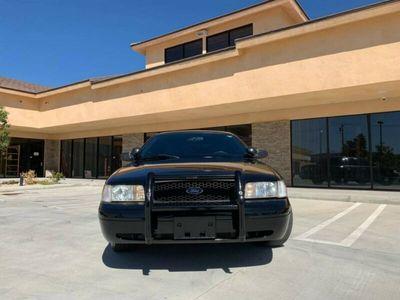 gebraucht Ford Crown Victoria P71 Polizei