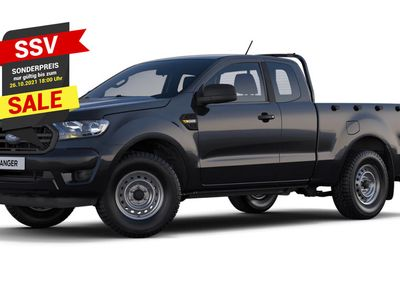 gebraucht Ford Ranger TDCi 170 4x4 XL Extra-Cab AHK in Kehl