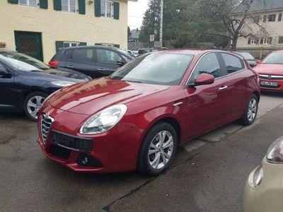 gebraucht Alfa Romeo Giulietta Tourismo Rentnerfahrzeug wie neu