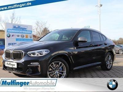 gebraucht BMW X4 M40d Leder ACC PanoDach Driv-Ass.Parkass.HiFi