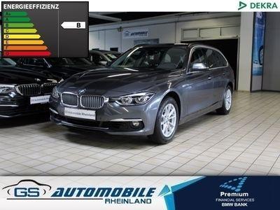 gebraucht BMW 320 i xDrive T. Luxury EU6d-T Navi Prof Pano AHK