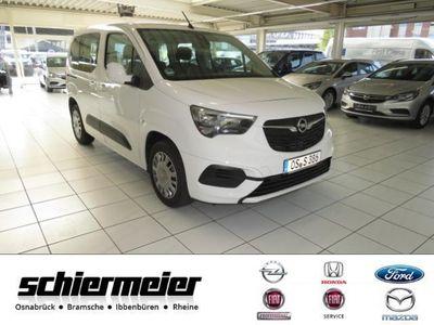 gebraucht Opel Combo Life Edition 1.5 Allwetter Multimedia PDC Lenkradhzg