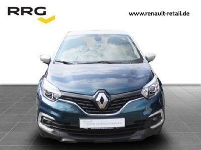 gebraucht Renault Captur CapturLIMITED DELUXE TCe 90 Sitzheizung, Naviga