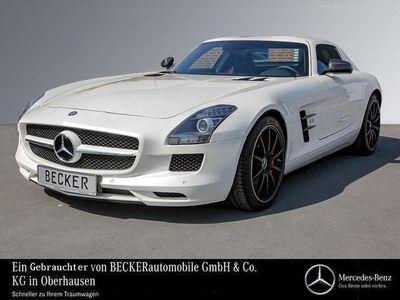 gebraucht Mercedes SLS AMG Coupé Comand