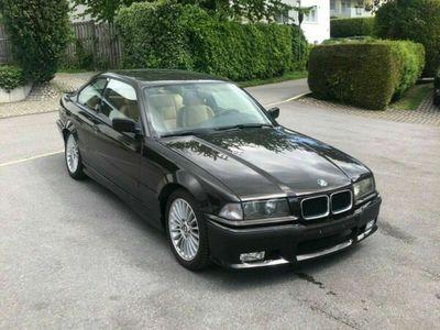 gebraucht BMW 325 i Coupé Tausch