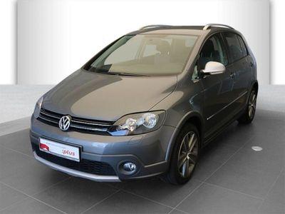 gebraucht VW Golf Plus Cross Golf VI 1.4 TSI DSG Kurvenlicht