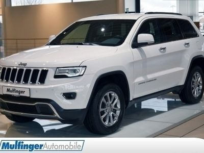 gebraucht Jeep Grand Cherokee Grand Cherokee Limited