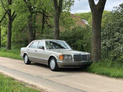 używany Mercedes 420 w126
