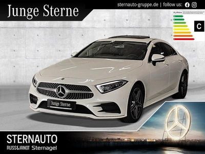 gebraucht Mercedes CLS450 Coupe 4M+AMG+Comand+360° Kam+Widescreen