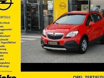 käytetty Opel Mokka 1.6 Klima Tempomat AUX E-Fenster
