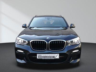 gebraucht BMW X3 xDrive20d M SPORT AT Innovationsp. Navi Prof.
