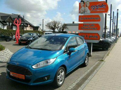 gebraucht Ford Fiesta 1.0 EcoBoost Titanium bei Gebrachtwagen.expert