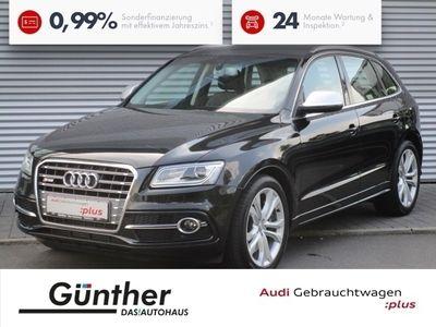 gebraucht Audi SQ5 3,0 TDI QUATTRO S-TRONIC+PANORAMA+AHK+SITZE EL+