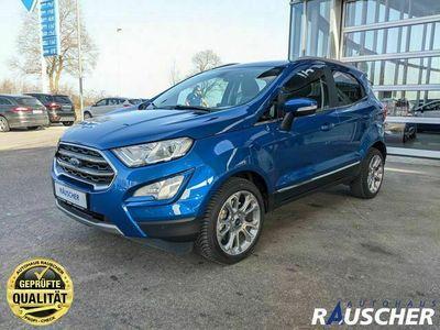 gebraucht Ford Ecosport Ecosport1.0 EcoBoost Aut. TITANIUM X