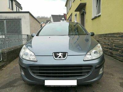 gebraucht Peugeot 407 ZuverlässigerSW mit Panoramadach