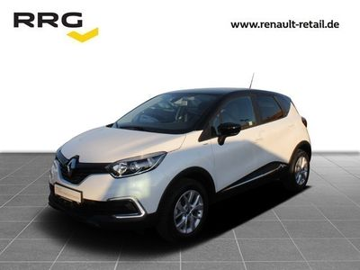 used Renault Captur TCe 120 Limited