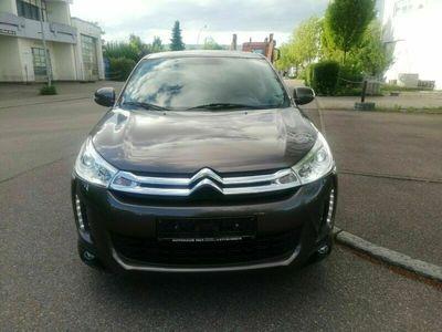 gebraucht Citroën C4 Aircross Exclusive 4WD*1.Hand*113TKM*KAMERA