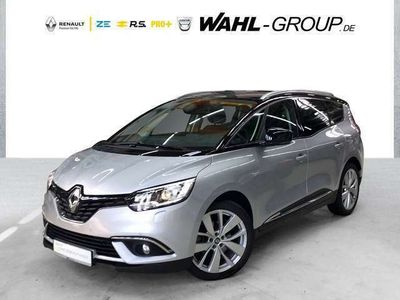 gebraucht Renault Grand Scénic Limited Deluxe TCe Grand Limited