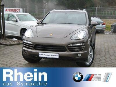 gebraucht Porsche Cayenne Diesel AHK.Komfortsitze.Navi.19