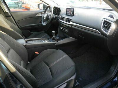 gebraucht Mazda 3 2.0 SKYACTIV-G 120 BM Exclusive-Line Bluetooth