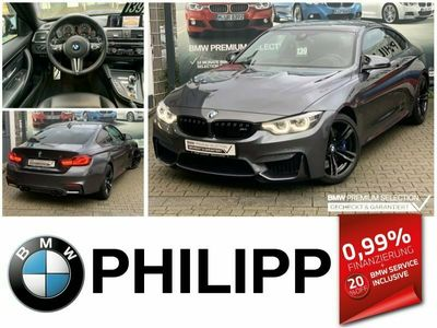 gebraucht BMW M4 Coupé Surround View PA HUD M Drivers Package