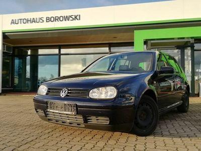 gebraucht VW Golf IV GTI/ !TDI! Sondermodell Recaro#