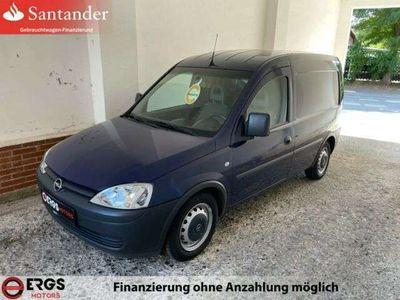 "gebraucht Opel Combo 1.3 CDTI Kasten ""AHK,8fachbereift"""