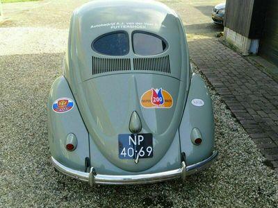 gebraucht VW Käfer VolkswagenBrezel deluxe 1950 Sehr O...
