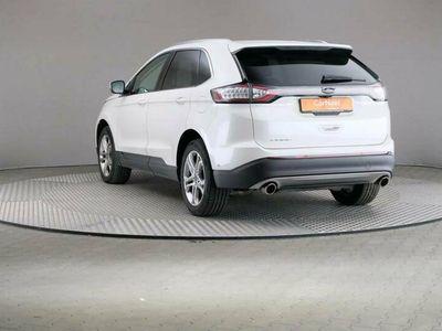 gebraucht Ford Edge 2.0 TDCi Bi-Turbo 4x4 Titanium LED Navi