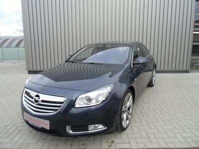 gebraucht Opel Insignia 2.0 CDTI Sport 4x4 Leder*Navi*Xenon*20'