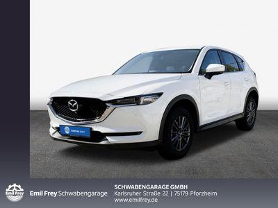 gebraucht Mazda CX-5 SKYACTIV-G 194 Aut. Exclusive-Line